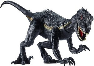 Jurassic world villain dino figure- indoraptor Jurassic World Ultimate Villain Dino