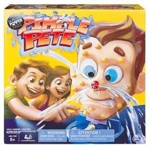 Pimple Pete Game