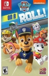 Paw Patrol On a Roll, Nintendo Switch