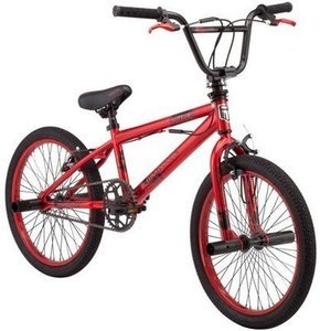 """Mongoose 20"""" Boy's Outerlimit BMX Bike"""