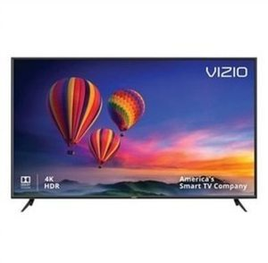 "VIZIO 50"" 4K HDR Smart TV - E50-F2 UHD TV + $100 Dell Promo eGift Card"