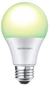 Merkury Innovations Color Smart A21 Light Bulb