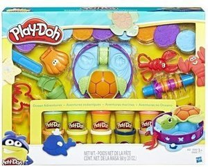 Play-Doh Ocean Adventure Mega Set