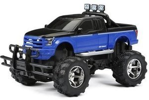 New Bright RC 1:15 Scale Ford F-150 Ford Radio Control Truck - Blue