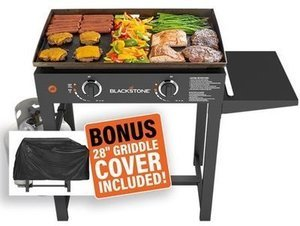 Blackstone 2 Burner Griddle with Cover