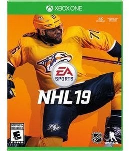 NHL19 Xbox & More Selected Video Games