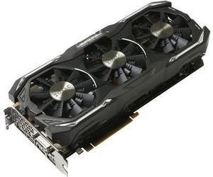 ZOTAC GeForce GTX 1070 Ti DirectX 12 ZT-P10710B-10P 8GB 256-Bit GDDR5 PCI Express 3.0 HDCP Ready SLI Support Video Card