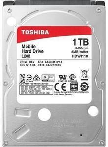 Toshiba L200 1TB Laptop PC Internal Hard Drive 5400 RPM SATA 3Gb/s 8MB Cache 2.5-inch 9.5mm Height - HDWJ110UZSVA (BULK) After Coupon Code BFAD133