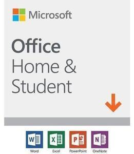 Microsoft Office Home and Student 2019 - 1 device, Windows 10 PC/Mac Download